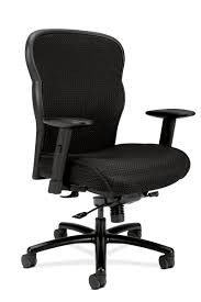 basyx by hon executive mesh high back chair hvl701 hon office
