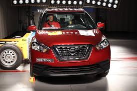 nissan kicks 2017 red chevrolet aveo sonic fails latin ncap tests despite the addition