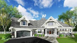 exciting craftsman house plan 14651rk architectural designs exciting craftsman house plan 14651rk 01