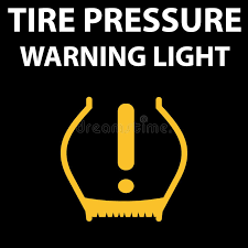 tire pressure warning light tire pressure dtc code warning light icon car pictogram from