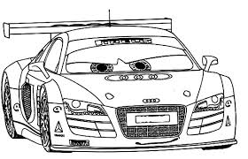 audi cars r8 sport colouring audi cars r8 sport colouring