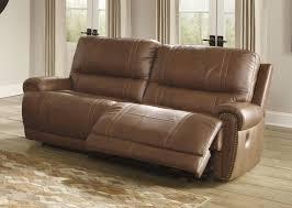 Klaussner Walker Sofa Signature Design By Ashley U7590081 Paron Series Reclining Leather