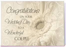 congratulations on wedding card wedding day congratulations white swirls greeting card by dreaming