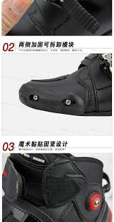 motorbike boots on sale motorcycle boots pro biker speed bikers moto racing boots