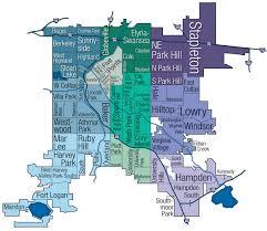 denver colorado neighborhood map afputra
