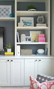 ikea kitchen cabinet storage bed ikea diy built in hack using ikea cabinets and shelves