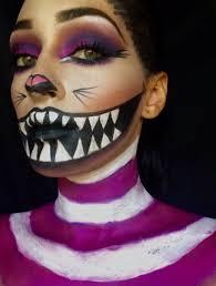 halloween makeup mac we u0027re all mad here u201d cheshire cat halloween makeup