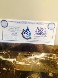 twenty five dollars flush u0026 flow plumbing in san diego ca 92154 chamberofcommerce com