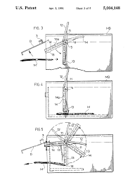 Mailbox Flag Patent Us5004148 Automatic Flag For Rural Mailbox Google Patents