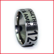 duck band wedding ring gear wedding rings 296092 duck band custom laser engraved wedding
