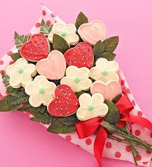 candy bouquet delivery best 25 cookie bouquet ideas on mothers day cookies