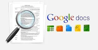 Post Resume Online For Employers by A Guide To Posting Your Resume Online With Google Docs Simply