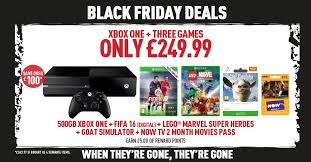 x box black friday game unveils 250 xbox one bundle for midnight black friday