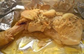 cuisiner des cuisse de poulet cuisse de poulet en papillote recette dukan pp par lilyaurelie