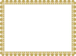 certificates free border template for certificates awards