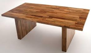 butcher block kitchen table natural wood furniture rustic furnishings rustic coffee table