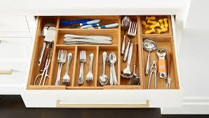 how to organize kitchen utensil drawer how to organize your silverware drawer step by step