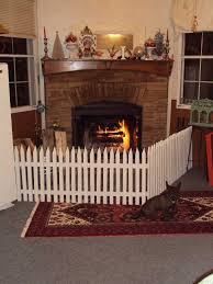 Fireplace Child Safety Gate by Christmas Tree Gate Tutorial Part 2 Laura Irrgang