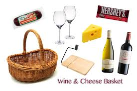 wine and cheese basket 11 gift basket ideas cw44 ta bay