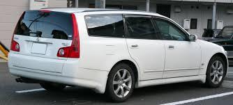 skyline wagon nissan cefiro wagon vehículos 4x4 vans y familiares 4x4