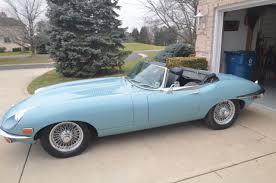 1970 jaguar xke e type series 2 ots one owner original paint