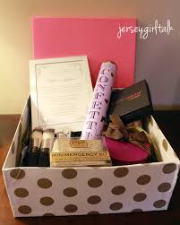 bridesmaid asking gifts of honor gift box idea to ask them to be in your wedding party