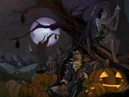 halloween background kawaii pusheen halloween on weheartit samhain phone pinterest 161 best