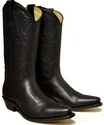 cowboy boots uk leather mens traditional boots loblan cowboy boots justin boots