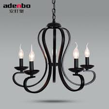 Outdoor Led Chandelier Wrought Iron Crystal Chandelier Lighting Country French Wrought