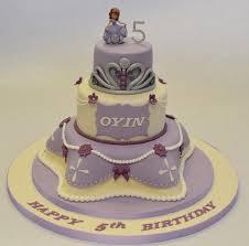 sofia cakes 3 tier princess sofia cake children s birthday cakes