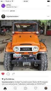 jeep toyota 281 best fj40 images on pinterest jeeps toyota land cruiser and