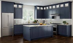 modern stain colors for kitchen cabinets blue stain new from cnc cabinetry shown here on the