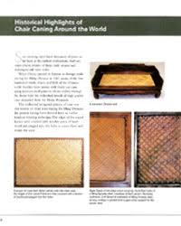 Chair Caning Instructions The Complete Guide To Chair Caning Caning Com