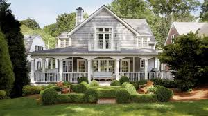 Wrap Around Porch House Plans Southern Living by Cottage Before And After Southern Living