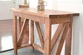 how to make a dinner table diy farmhouse dining table i am a homemaker