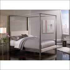 Wood Canopy Bed Frame Queen by Bedroom Bn Modern Full Splendid Size Canopy Diy Spectacular