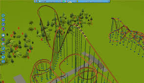 Six Flags Fort Worth Titan At Six Flags Over Texas Rct3 Version Downloads Rctgo