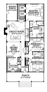 long skinny house plans amazing house plans