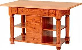 amish kitchen island the amish home furniture gallery kitchen islands