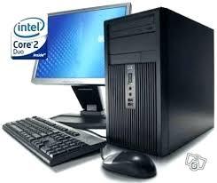 ordinateur de bureau hp pas cher boulanger ordinateur bureau ordinateurs de bureau pas cher meuble