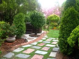Garden Waterfall Ideas Great Garden Ideas In Modern Home Backyard Design Garden Modern