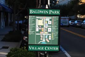 downtown baldwin park florida streets mapio net