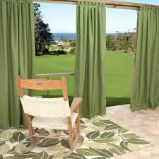 Curtains With Tabs Navy Tabbed Curtains Navy Sunbrella Outdoor Drapes Tabbed