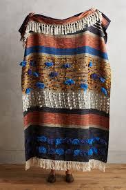 collaged majida throw blanket anthropologie