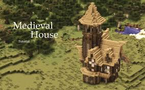 minecraft medieval house tutorial design 1 horrible quality