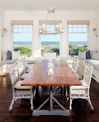 Coastal Living Dining Room Furniture Decor Ideas For Coastal Living Outer Banks Blue Real Estate