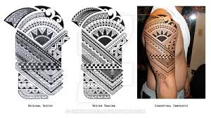 polynesian tribal tattoo designs meanings polynesian tattoo