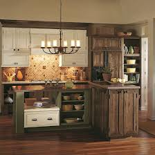 two tone kitchen cabinets brown two toned kitchens are being upstaged by three toned color