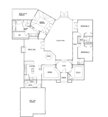 custom home plans custom home plans with courtyard homes zone