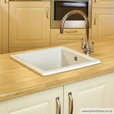 Classic Square  Sink Inset  Undermount Sinks Butler Sinks - Square sinks kitchen